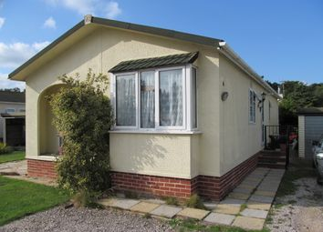 Thumbnail 2 bedroom mobile/park home for sale in Beechwood Park, (5425), Dawlish Warren, South Devon