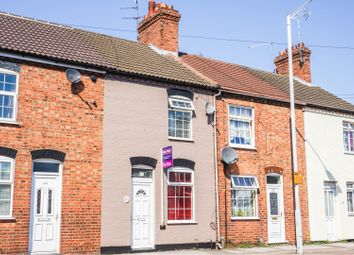 Thumbnail 2 bed terraced house for sale in St. Pauls Road, Peterborough