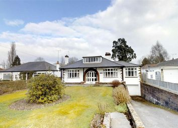Thumbnail 3 bed detached bungalow for sale in Handforth Road, Wilmslow, Cheshire