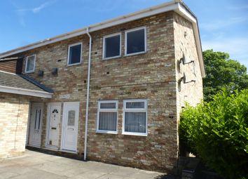 Thumbnail 2 bedroom maisonette for sale in High Street, Chatteris