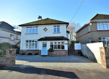Thumbnail 4 bedroom detached house to rent in Meadway, Sidmouth, Devon
