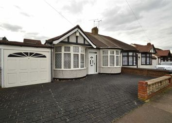 Thumbnail 2 bedroom semi-detached bungalow for sale in Peaketon Avenue, Redbridge, Essex