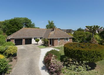 Thumbnail 4 bed detached bungalow for sale in Grasmere Road, Chestfield, Whitstable, Kent