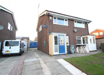 Thumbnail 2 bedroom semi-detached house to rent in Nabbswood Road, Kidsgrove, Stoke-On-Trent