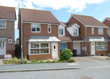 Thumbnail 3 bed detached house for sale in Glessing Road, Stone Cross, Pevensey
