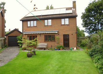 Thumbnail 4 bed detached house for sale in Church Lodge, Stow, Lincoln