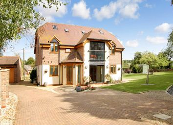 Thumbnail 7 bed detached house to rent in Upper Lambourn, Hungerford, Berkshire