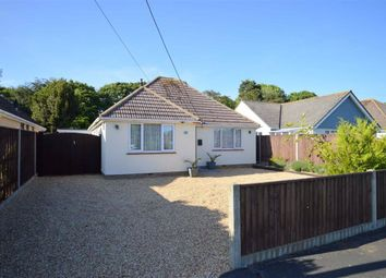 Thumbnail 2 bed detached bungalow for sale in Hazelwood Avenue, New Milton
