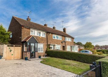 Thumbnail 3 bed end terrace house for sale in Coram Green, Hutton, Brentwood, Essex