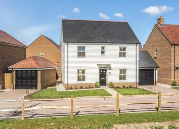 Jeppson Walk, Nutbourne, Chichester PO18. 4 bed detached house for sale