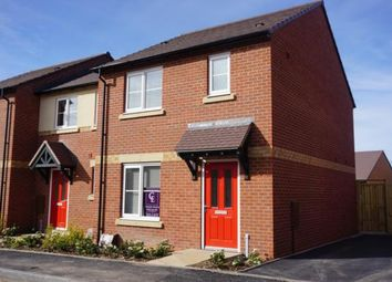 Thumbnail 3 bedroom semi-detached house to rent in Vesey Court, Pippin Wood