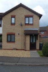 Thumbnail 1 bed semi-detached house to rent in Nightingale Court, Peterborough