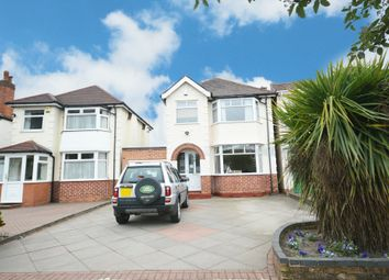 Thumbnail 3 bed detached house for sale in Radbourne Road, Shirley, Solihull