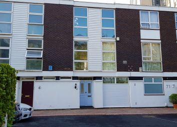 Thumbnail 4 bed town house for sale in Fellows Road, Swiss Cottage