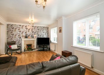 Thumbnail 4 bed link-detached house for sale in Eagle Way, Hampton Vale, Peterborough