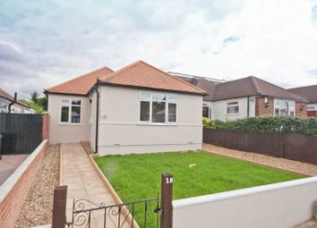 Thumbnail 3 bed bungalow for sale in Woodford Crescent, Pinner, Middlesex