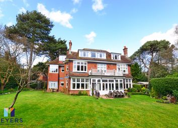 Thumbnail 3 bed flat for sale in West Overcliff Drive, Durley Chine