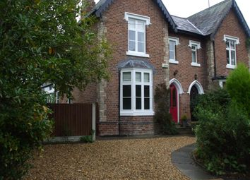 Thumbnail 4 bed semi-detached house to rent in Upton Park, Upton, Chester