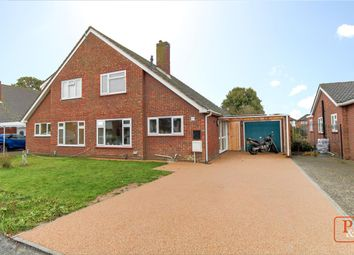 Thumbnail 3 bed bungalow for sale in Weavers Close, Prettygate, Colchester