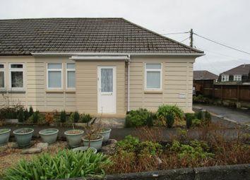 Thumbnail 1 bed semi-detached bungalow for sale in Carnsmerry, Bugle, St. Austell