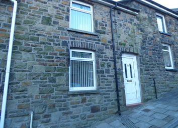 Thumbnail 3 bed property to rent in Cardiff Street, Ogmore Vale, Bridgend.