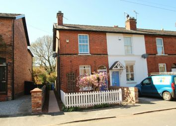 Thumbnail 2 bed end terrace house for sale in Priory Street, Bowdon, Altrincham