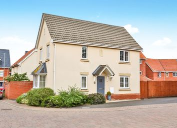 Thumbnail 3 bed detached house for sale in Teal Drive, Costessey, Norwich