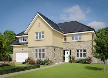 "Thumbnail 5 bedroom detached house for sale in ""The Ramsay"" at West Road, Haddington"