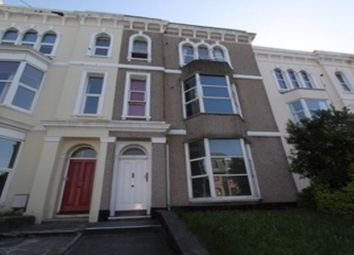 Thumbnail 3 bed flat to rent in Woodland Terrace, Greenbank Road, Plymouth