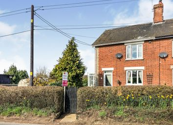 3 bed semi-detached house for sale in Old Newton, Stowmarket IP14