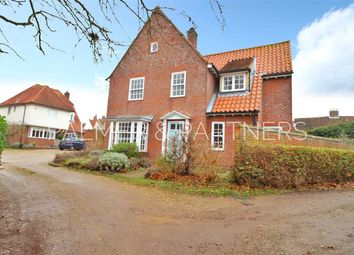 Thumbnail 4 bed detached house for sale in Shut Lane, Earls Colne, Colchester