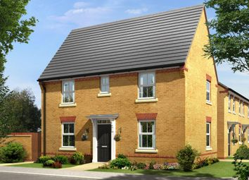 "Thumbnail 3 bed detached house for sale in ""Hadley"" at Folly View Close, Penperlleni, Pontypool"