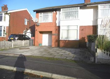 Thumbnail 4 bedroom semi-detached house to rent in Fairmount Avenue, Breightmet, Bolton