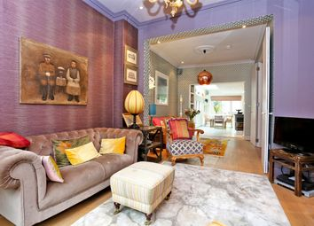 Thumbnail 4 bed terraced house to rent in Cranbrook Road, London