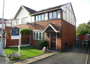 Thumbnail 3 bed semi-detached house to rent in Dovedale Close, Ingol, Preston