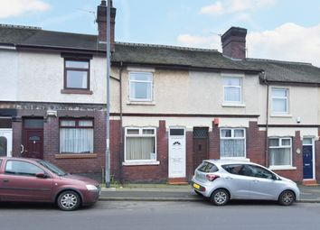 2 bed terraced house for sale in Duke Street, Fenton, Stoke-On-Trent ST4