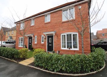 Thumbnail 3 bed semi-detached house for sale in Thorne Crescent, Worsley, Manchester
