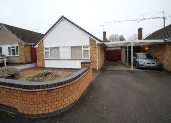 Thumbnail 2 bed bungalow for sale in Flude Road, Ash Green, Coventry