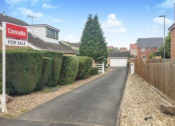 Thumbnail 4 bed detached house for sale in Coverside Road, Great Glen, Leicester