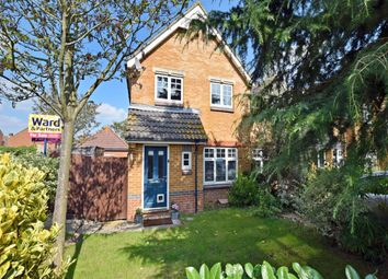 Thumbnail 3 bed terraced house to rent in Morton Close, Maidstone