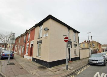 Thumbnail 3 bedroom end terrace house to rent in Bettesworth Road, Portsmouth