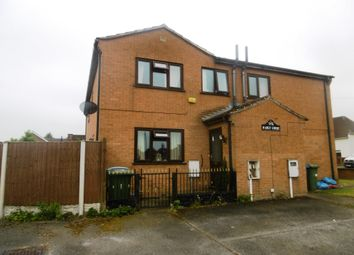 Thumbnail 2 bed end terrace house for sale in D'arcy Court, Hallcroft Road, Retford