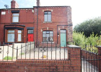 Thumbnail 2 bed end terrace house for sale in Downall Green Road, Ashton-In-Makerfield, Wigan