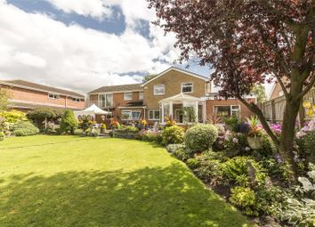 Thumbnail 5 bed detached house for sale in Riverside Close, Laverstock, Salisbury, Wiltshire
