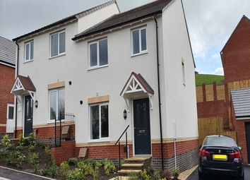 Thumbnail 3 bed semi-detached house to rent in Comfrey Avenue, Newton Abbot