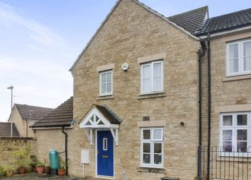 Thumbnail 3 bed end terrace house for sale in Nine Acre Drive, Corsham
