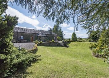 Thumbnail 5 bed barn conversion for sale in Kinbuck, Dunblane, Dunblane, Scotland
