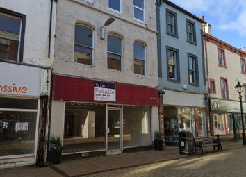 Thumbnail Retail premises for sale in 79A King Street, Whitehaven