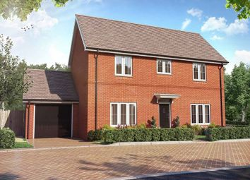 "Thumbnail 4 bedroom detached house for sale in ""The Nessvale"" at Weston Road, Aston Clinton, Aylesbury"