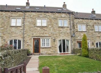 Thumbnail 4 bed terraced house for sale in Denholme House Farm Drive, Denholme, Bradford, West Yorkshire